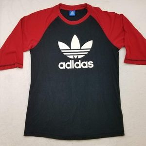 Adidas Trefoil Short Sleeve Shirt